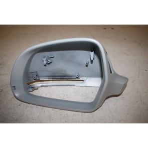 Afdekkap spiegel links gegrond Audi A4, S4, A5, S5, A6, S6, RS6, A8, S8, Q3 Bj 08-14