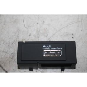 Aansluiting voor externe audiobronnen Audi A3, S3, RS3 Bj 13-16