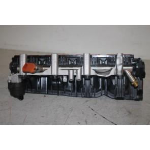 Inlaatspruitstuk onderstuk links 4.0 TFSI benz. Audi S6, RS6, S7, RS7, A8, S8 Bj 13-heden
