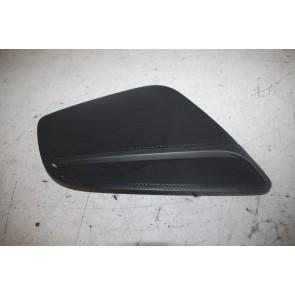 Luidsprekerrooster portier RV zwart Audi A5, S5, RS5 Coupe, Cabriolet Bj 08-17