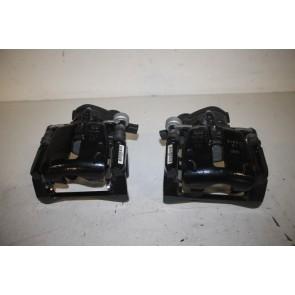 Set remklauwen zwart-glanzend Audi S4, S5, RS5 Bj 08-16