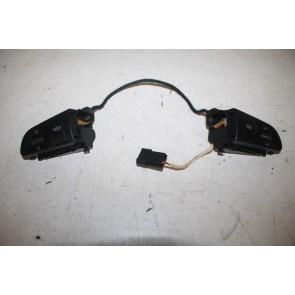 Set multifunctietoetsen stuurwiel zwart div. Audi modellen Bj 03-13