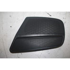 Luidsprekerrooster portier LA zwart Audi A4, S4, RS4, A5, S5 Sportback Bj 08-16
