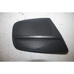 Luidsprekerrooster portier RA zwart Audi A4, S4, RS4, A5, S5 Sportback Bj 08-16