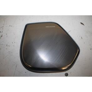 B&O luidsprekerrooster portier RA zwart Audi A7, S7, RS7 Bj 11-17