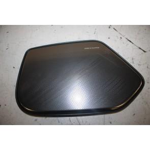 B&O luidsprekerrooster portier RV zwart Audi A7, S7, RS7 Bj 11-18