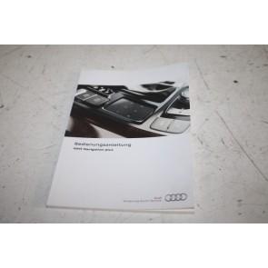 Instructieboekje MMI duitstalig Audi A6, S6, RS6, A7, S7, RS7 Bj 11-18