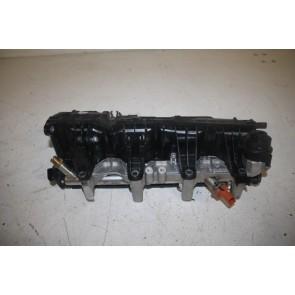 Inlaatspruitstuk onderstuk links 4.0 TFSI benz. Audi S6, RS6, S7, RS7, A8, S8 Bj 13-18