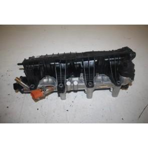 Inlaatspruitstuk onderstuk rechts 4.0 TFSI benz. Audi S6, RS6, S7, RS7, A8, S8 Bj 13-18