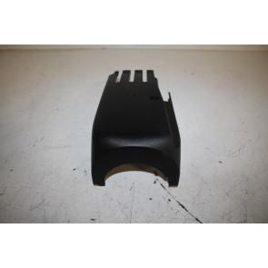 Onderstuk bekleding stuur zwart Audi A3, S3 Bj 13-16