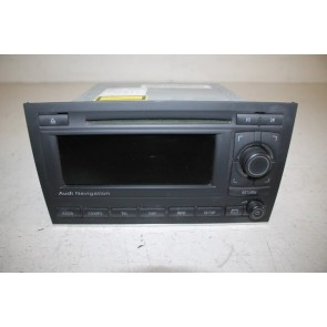 Radio-navigatiesysteem RNS LOW Audi A4, S4, RS4 Bj 05-09