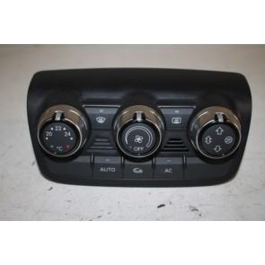 Climatronic paneel zwart/alu Audi TT, TTS Bj 07-10