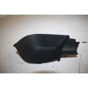 Deksel middenconsole zwart Audi TT, TTS, TTRS Bj 07-14