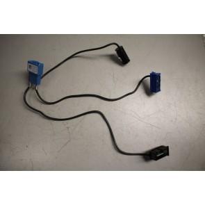 1 set microfoons met kabelboom div. Audi modellen Bj 07-16