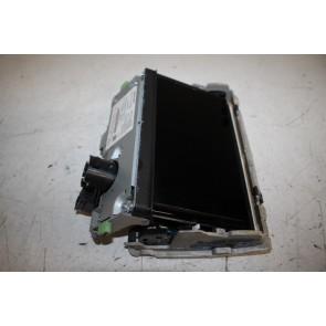 Steun met MMI systeem high zwart Audi A3, S3, RS3 Bj 13-heden