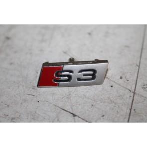 Audi S3 stuurwiel embleem Audi S3 Bj 13-16