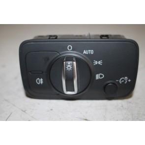 Multischakelaar verlichting zwart Audi A3, S3, RS3 Bj 13-16