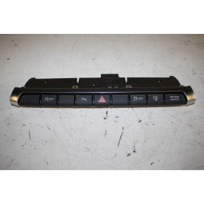 Multischakelaar zwart Audi A3, S3, RS3 Bj 13-16