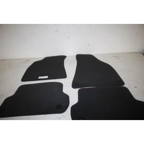 Set pasvorm automatten zwart Audi A4, S4, RS4 Bj 01-08