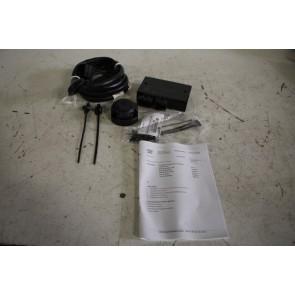 Inbouwset elektr. onderdelen voor trekhaak Audi A4, S4, A5, S5 Bj 08-17