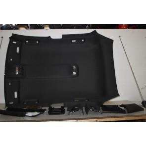Set Hemelbekleding zwart Audi A3, S3 Hatchback Bj 13-heden