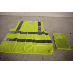 Veiligheidsvest geel maat XL