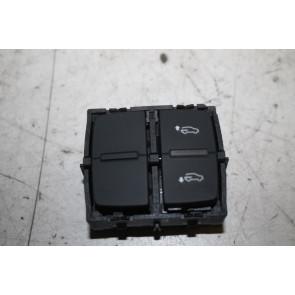 Schakelaar tildrempelverlaging zwart Audi Q5, SQ5, Q7, SQ7, Q8 Bj 16-heden
