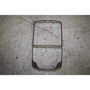 Bevestigingsframe middenconsole aluminium Audi A3, S3, RS3 Bj 13-heden