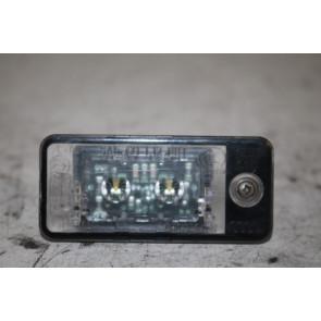 LED-kentekenplaatverlichting rechts div. Audi modellen Bj 10-heden
