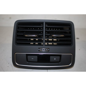 Luchtrooster incl. climatronic achter Audi A4, S4, RS4, A5, S5, RS5 Bj 16-heden