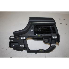 Luchtrooster ENGELS zwart Audi A4, S4, RS4, A5, S5, RS5 Bj 16-heden