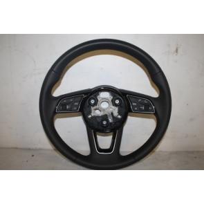 Multifunctiestuurwiel leer zwart Audi A3, A4, A5, Q2 Bj 16-heden