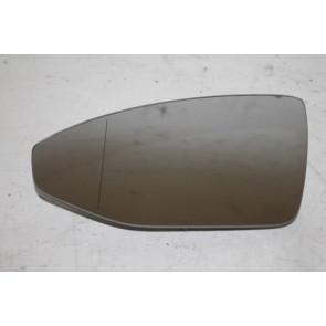 Spiegelglas (groothoek) met draagplaat links Audi A6, S6, A7, S7, A8, S8 Bj 18-heden