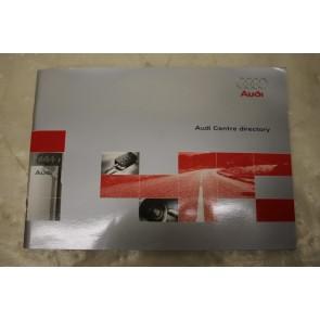 Audi Centre directory United kingdom